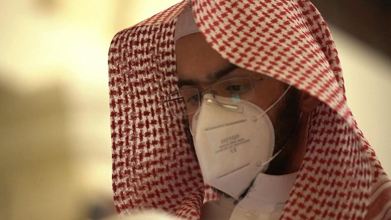 Saudi Arabia's mosques opened their doors to worshippers on Sunday (May 31) for the first time in more than two months, as the kingdom eased restrictions on movement to curb the spread of the coronavirus.