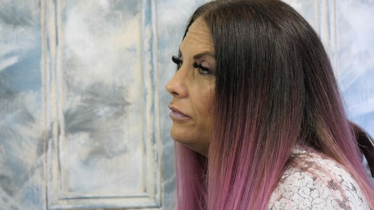 Gaynor Spence has struggled with mental health during lockdown