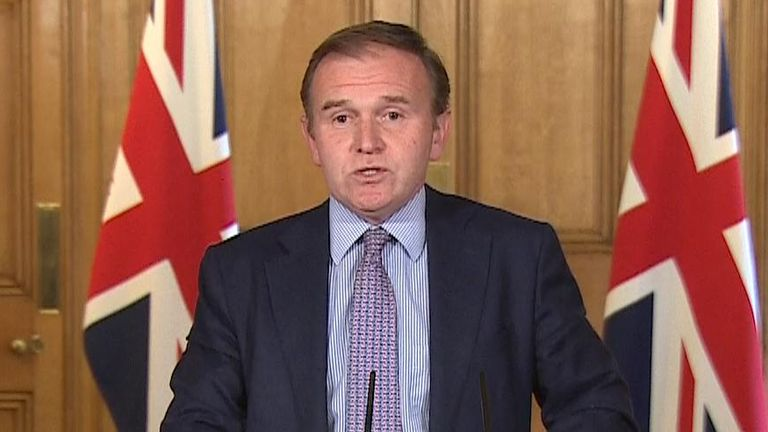 George Eustice still