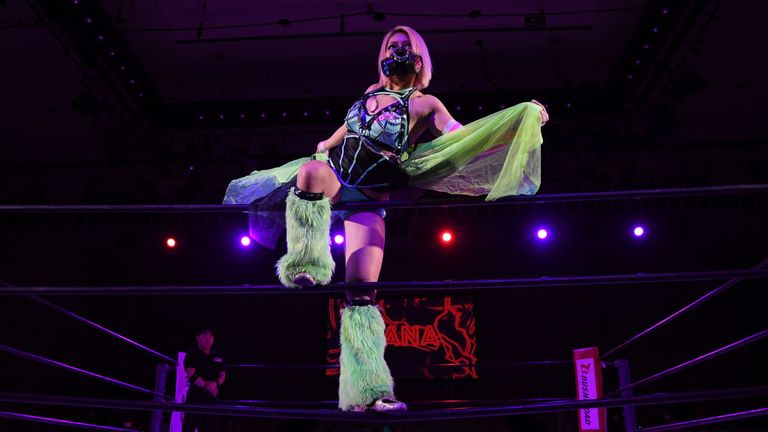 , Hana Kimura: Pro wrestler and star of Netflix's The Terrace dies aged 22 | World News