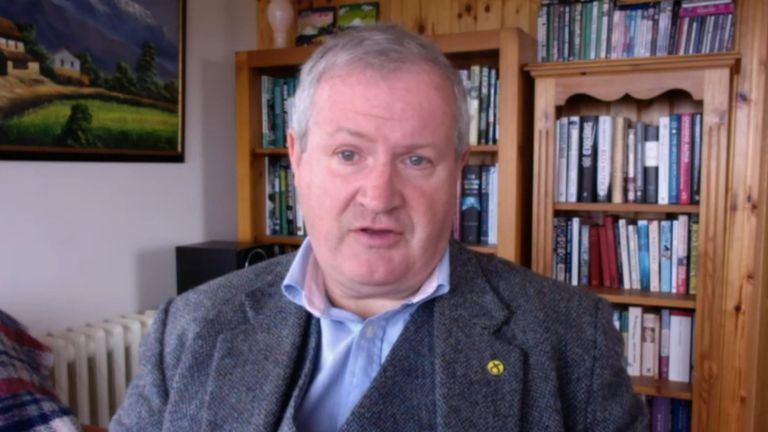 SNP Westminster, Ian Blackford