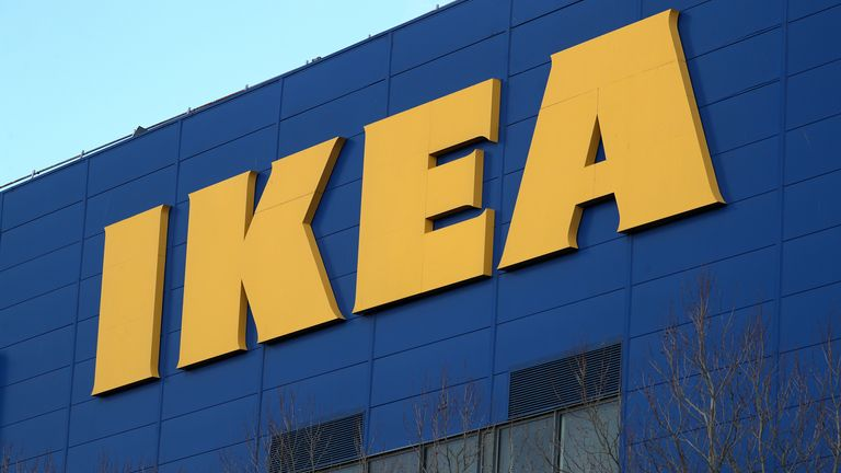 Ikea is opening 19 stores across England and Northern Ireland from 1 June