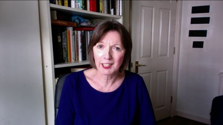 Ian King speaks to Frances O'Grady.