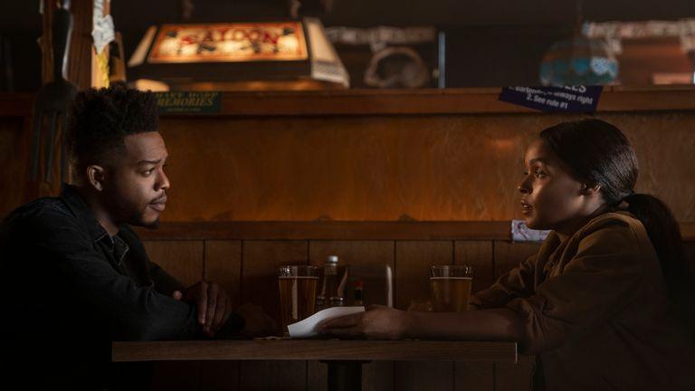 Janelle Monae explique à Backstage pourquoi elle se « pince '' pour son rôle de Retrouvailles | Actualités Ents & Arts