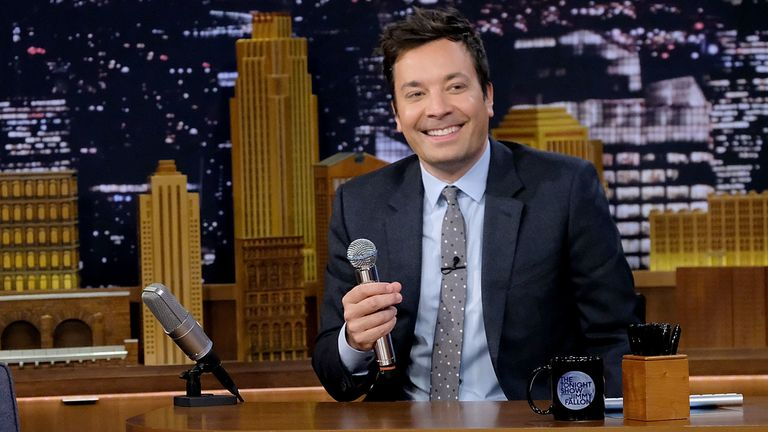 Jimmy Fallon became the sixth permanent Tonight Show host in 2014