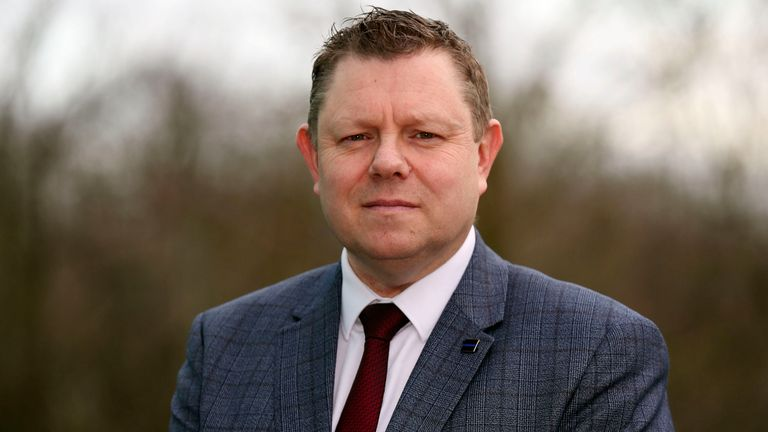 John Apter, chairman of the Police Federation of England and Wales, warned social media has been a 'breeding ground' for gangs taunts during lockdown