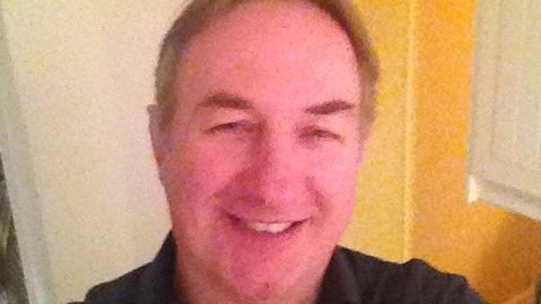 Jon Jump, 57, was pronounced dead at the scene. Pic: Facebook