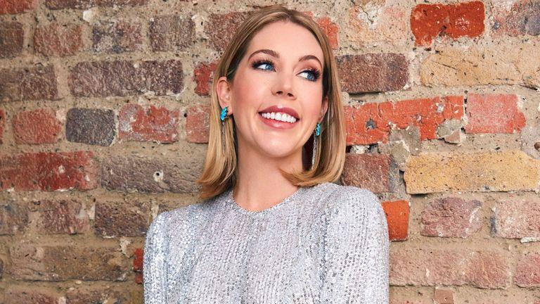 Comedian Katherine Ryan