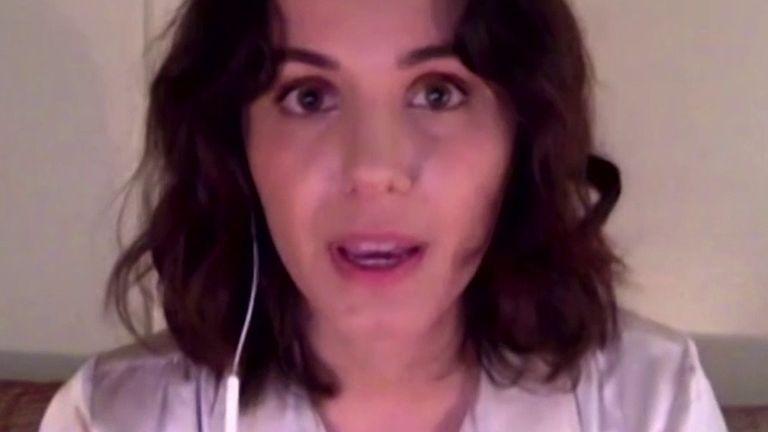 Katie Melua espère que l'industrie de la musique live pourra revenir encore plus forte lorsque le danger de coronavirus passera