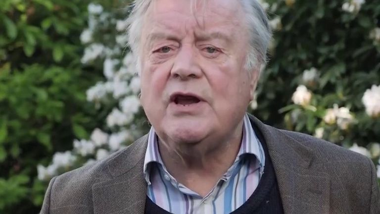 Ken Clarke says that government spending on current scale would be madness in any other situation