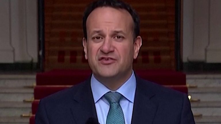 Leo Varadkar has a plan to ease Ireland's lockdown