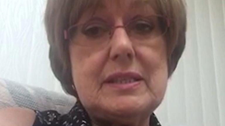 Linda has a question for the health secretary