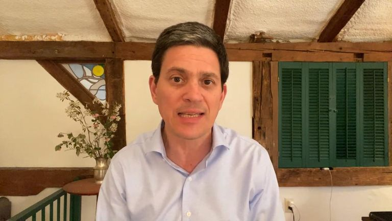 IRC president David Miliband said more countries must focus on prevention and treatment now, rather than hold out for a vaccine