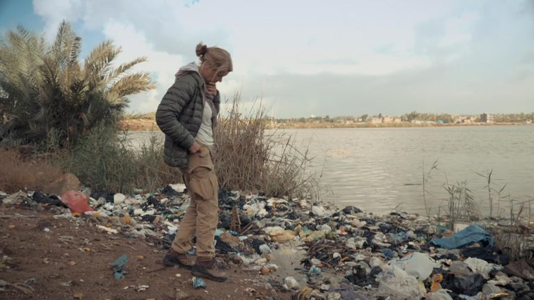 , Plastic Nile: Pulling up plastic from world's longest river is horribly, frighteningly easy | World News