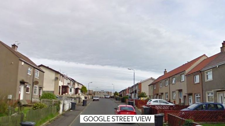 Nithsdale Road, Ardrossan
