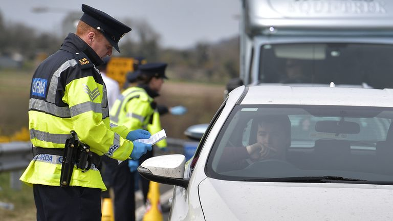 Lockdown measures will be eased in Northern Ireland from next week