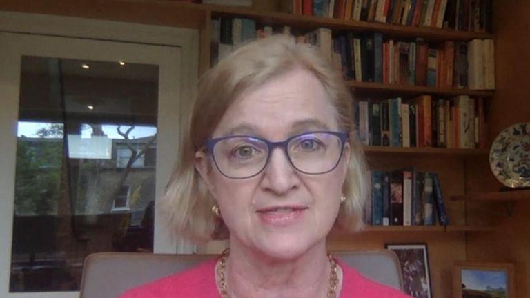 OFSTED CHIEF INSPECTOR AMANDA SPIELMAN