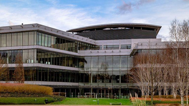 Oxford Nanospore Headquarters