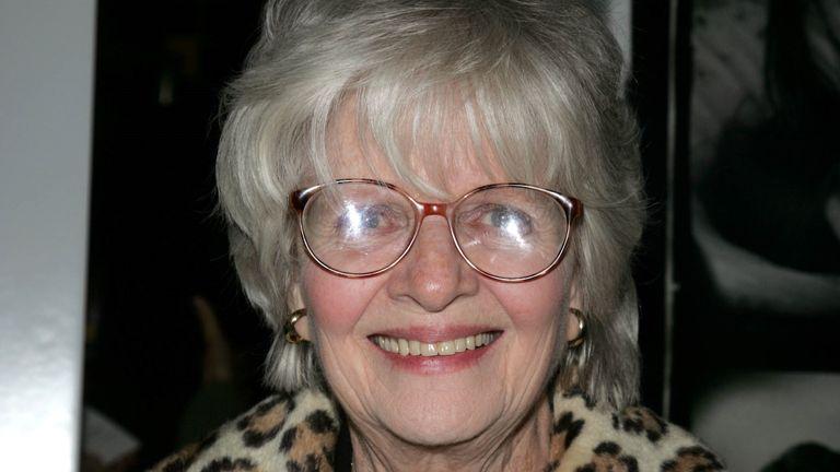 Patricia Bosworth has died with coronavirus