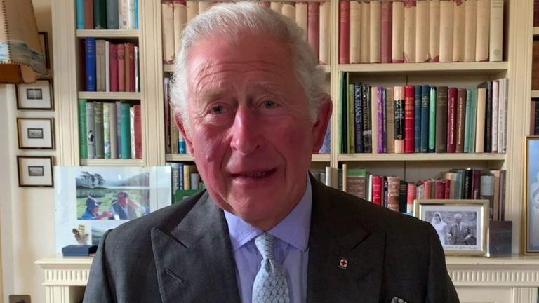 Prince Charles thanks nurses the world over on International Nurses Day