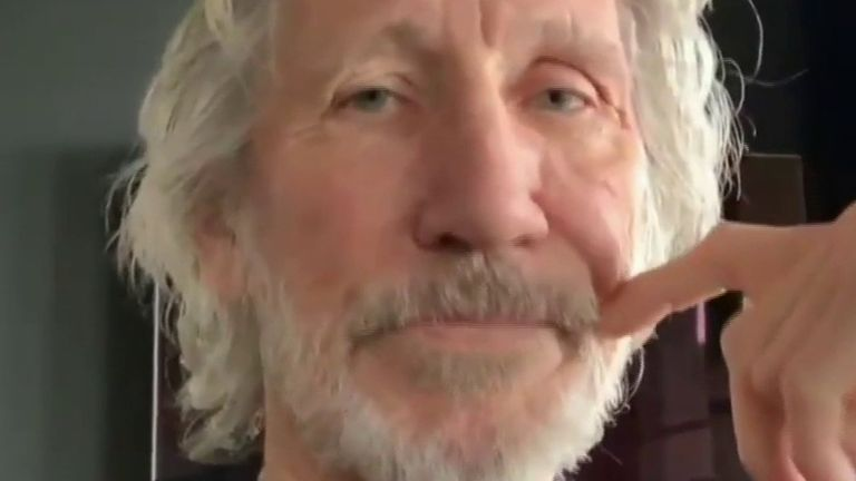 Roger Waters not happy about being left out of Pink Floyd website