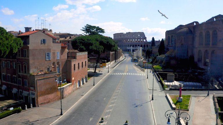 Italy: The journey of a coronavirus nation