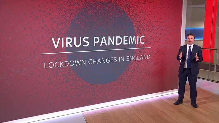 Sam Coates looks at the changes being pushed by the government to the coronavirus lockdown measures