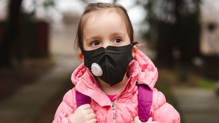 Pupils are returning to school on Monday after spending two months being home schooled by their parents during the pandemic. File pic