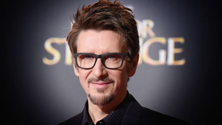 Scott Derrickson is best known for directing Marvel's Doctor Strange