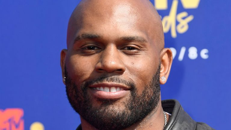 Shad Gaspard went missing while swimming with his son