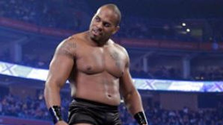 Gaspard was one half of the tag-team due Cryme Tyme