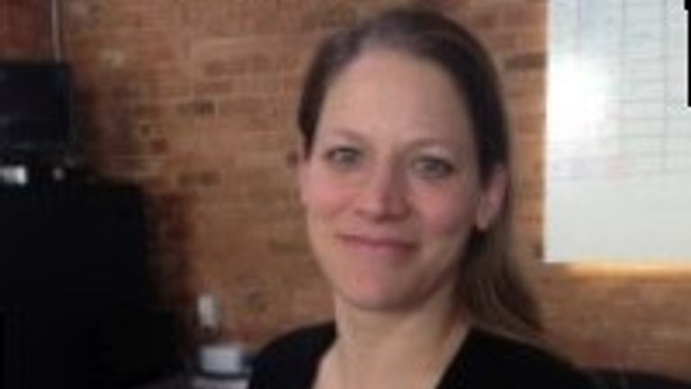 Silke Hartshorne-Jones was shot dead in Barham, Suffolk on Sunday. Pic: LinkedIn