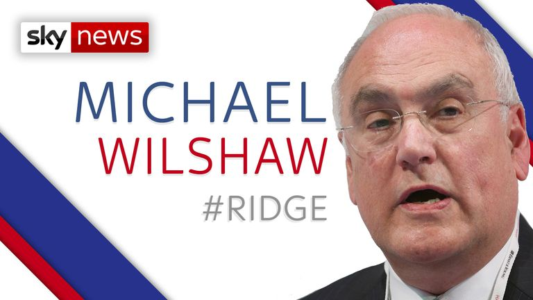 Ex-Ofsted chief Sir Michael Wilshaw