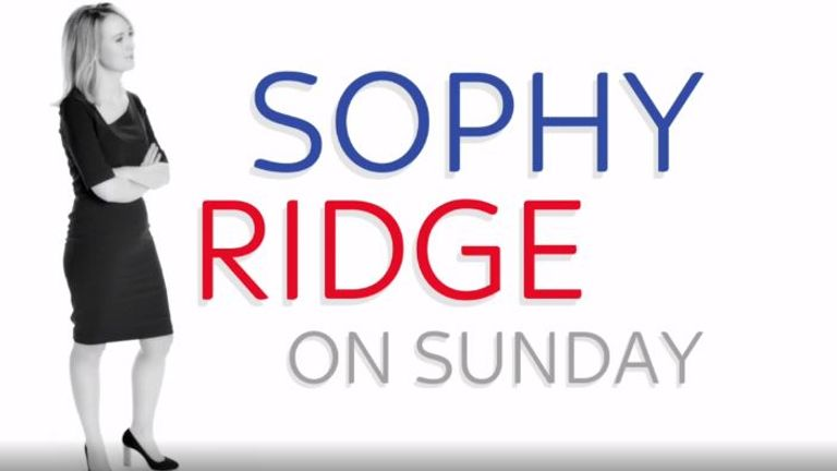 Sophy Ridge on Sunday