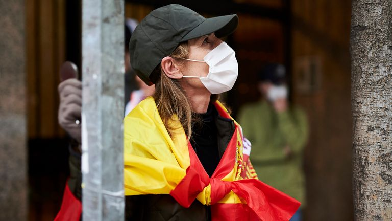 Spain is one of nations hardest hit by COVID-19, having recorded 27,650 deaths from the virus