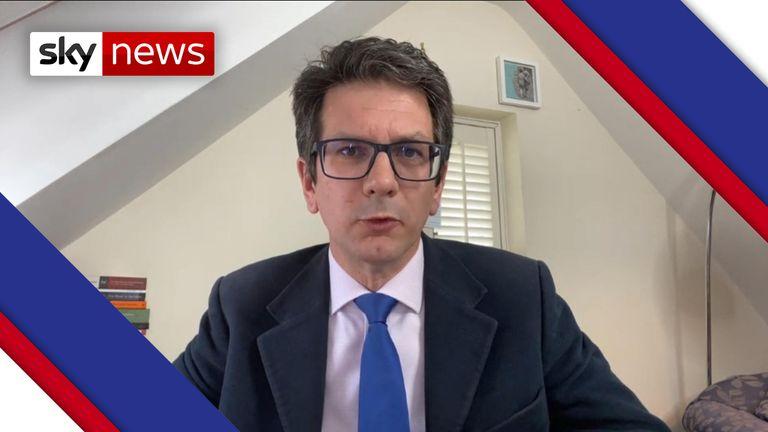 Conservative MP Steven Baker