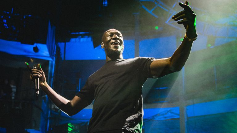 """Stormzy's publishing imprint #MerkyBooks is going to release a series of """"short and practical pocket-sized guides"""""""