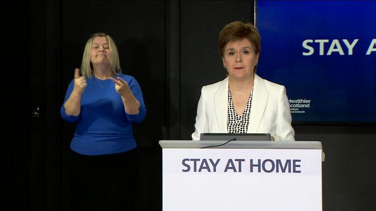 Sturgeon daily briefing 180520