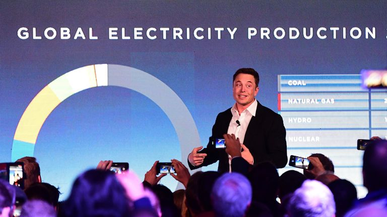 Tesla built one of the world's largest lithium-ion batteries in 2017 to help keep the lights on in South Australia
