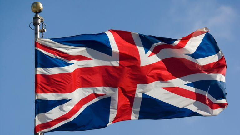 A man was detained for displaying a Union Jack towel from a building in Turkey. File pic