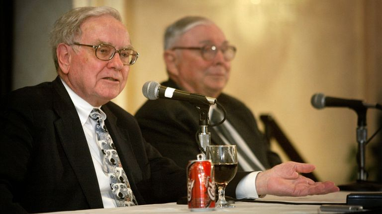 Chief executive Warren Buffett says Berkshire Hathaway has sold its entire stakes in US airlines