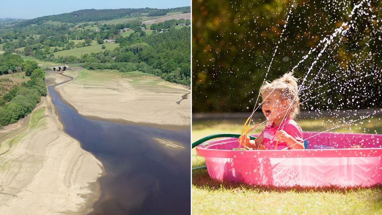 South East Water says gardening has contributed to an additional 14% of water use. File pic