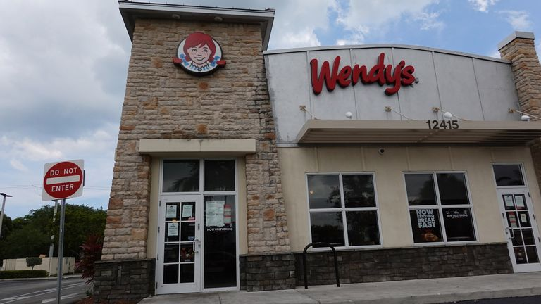 Wendy's in Miami, Florida