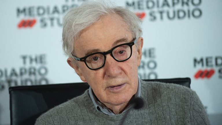 Woody Allen, 84, says he does not care about winning awards