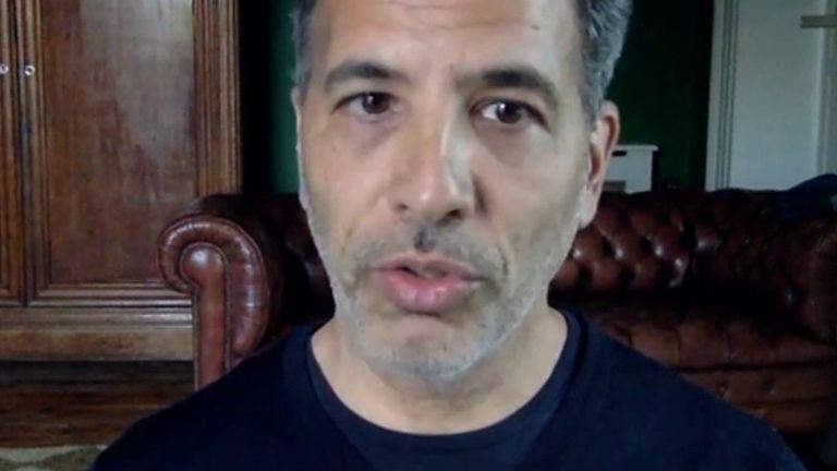 Yotam Ottolenghi discusses the impact of coronavirus on the restaurant business