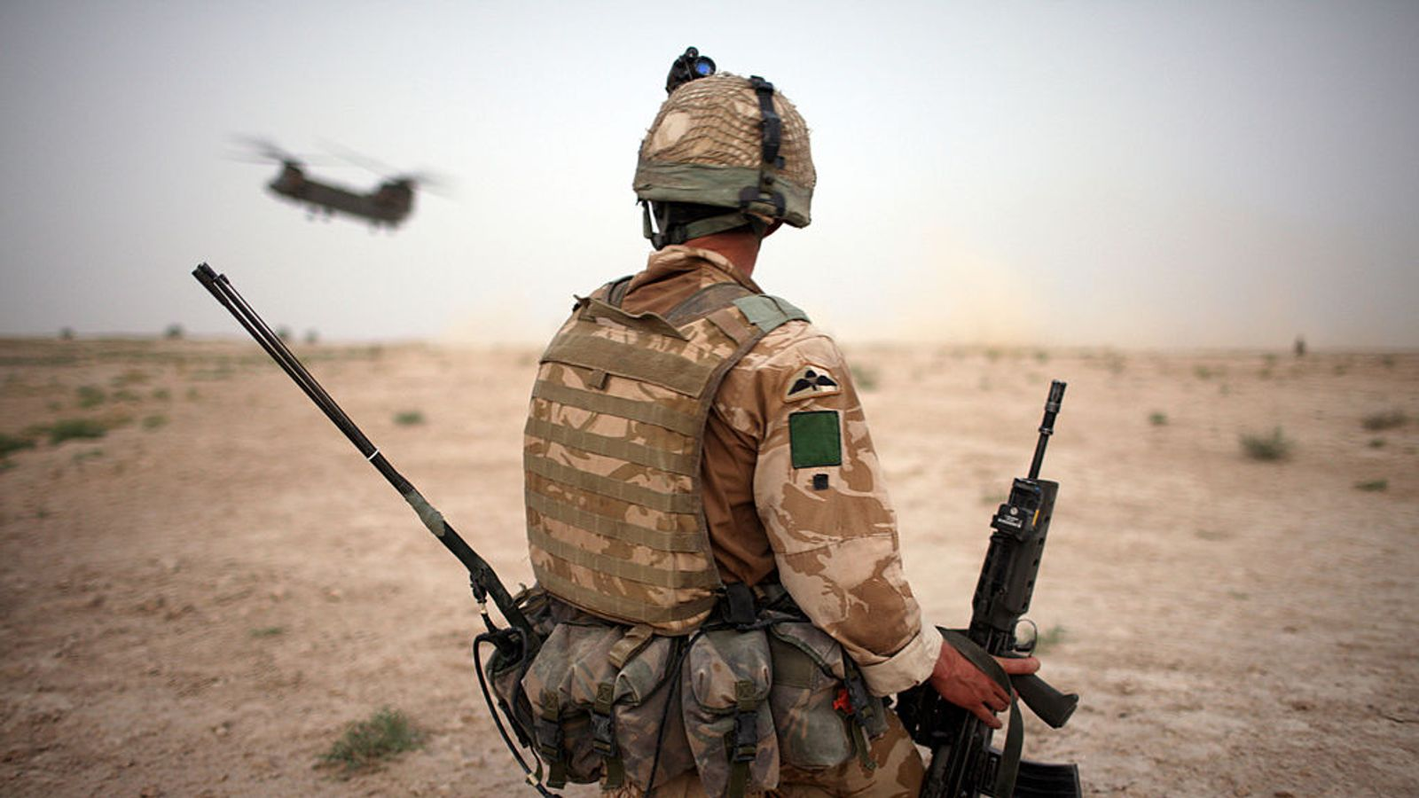 Russia paid Taliban fighters to attack British troops in Afghanistan