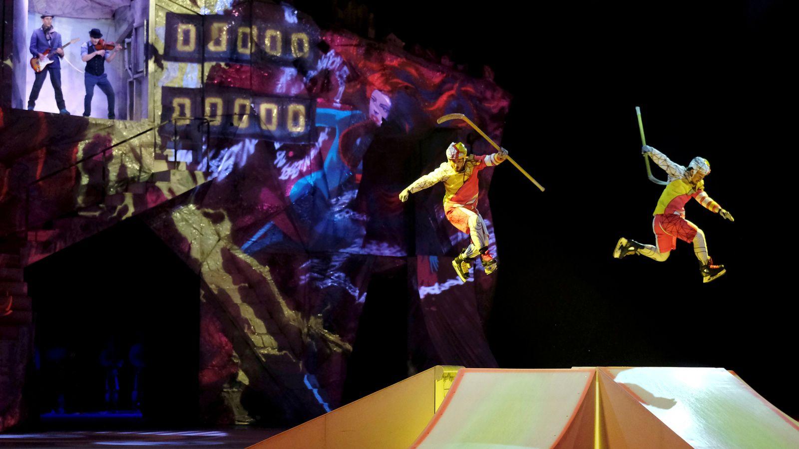 Coronavirus: Cirque du Soleil axes 3,480 jobs thumbnail