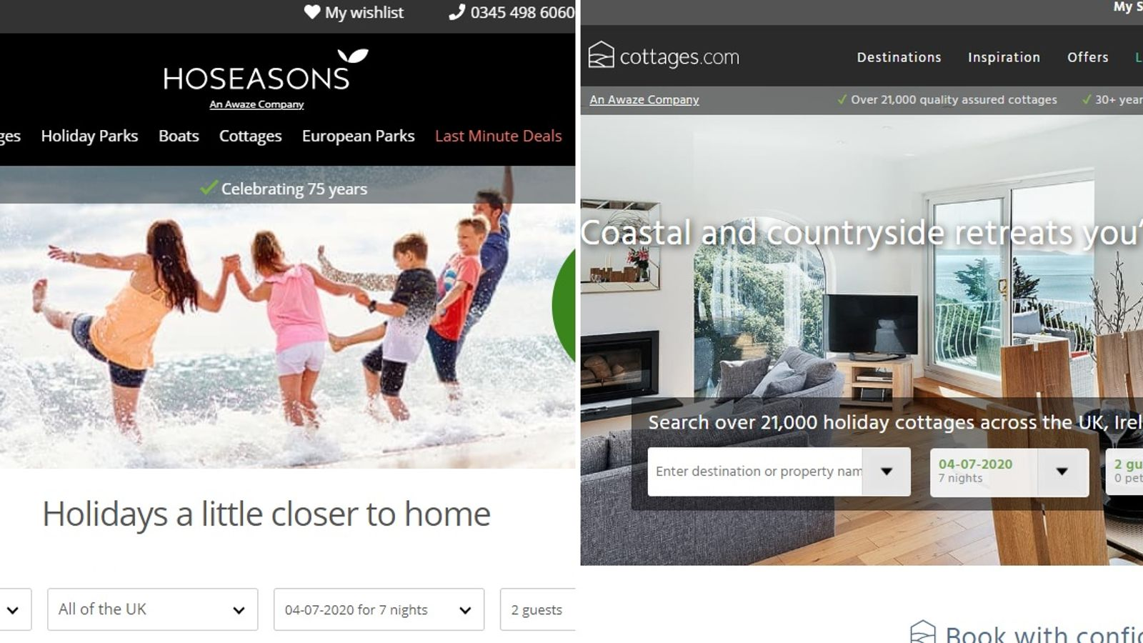 Vacation Rentals: Watchdog scrutiny sees refund policy reversal at holiday rental firm | Business News