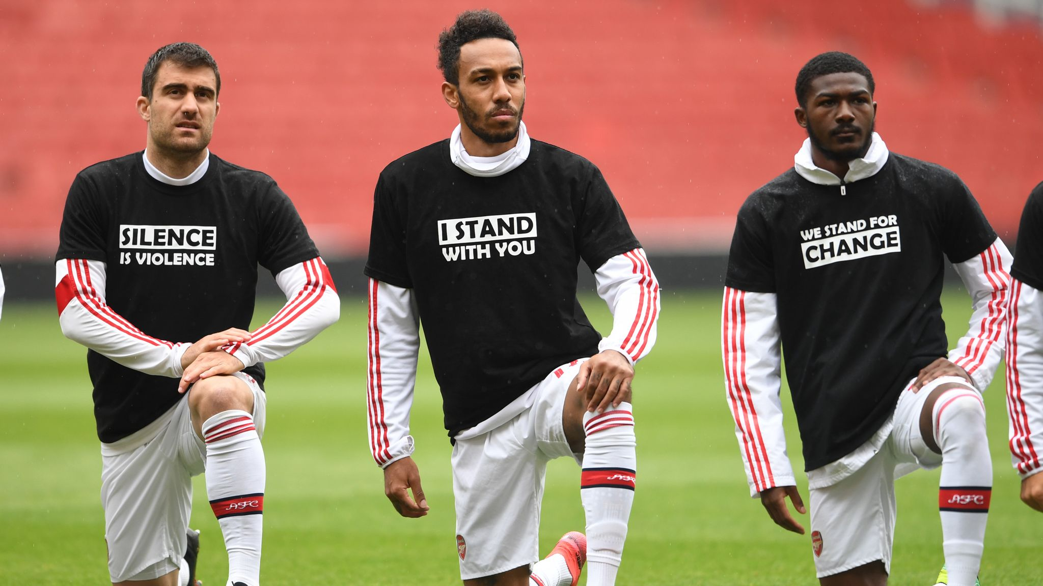 premier league players to replace names with black lives matter on shirts for first 12 games of restart uk news sky news premier league players to replace names
