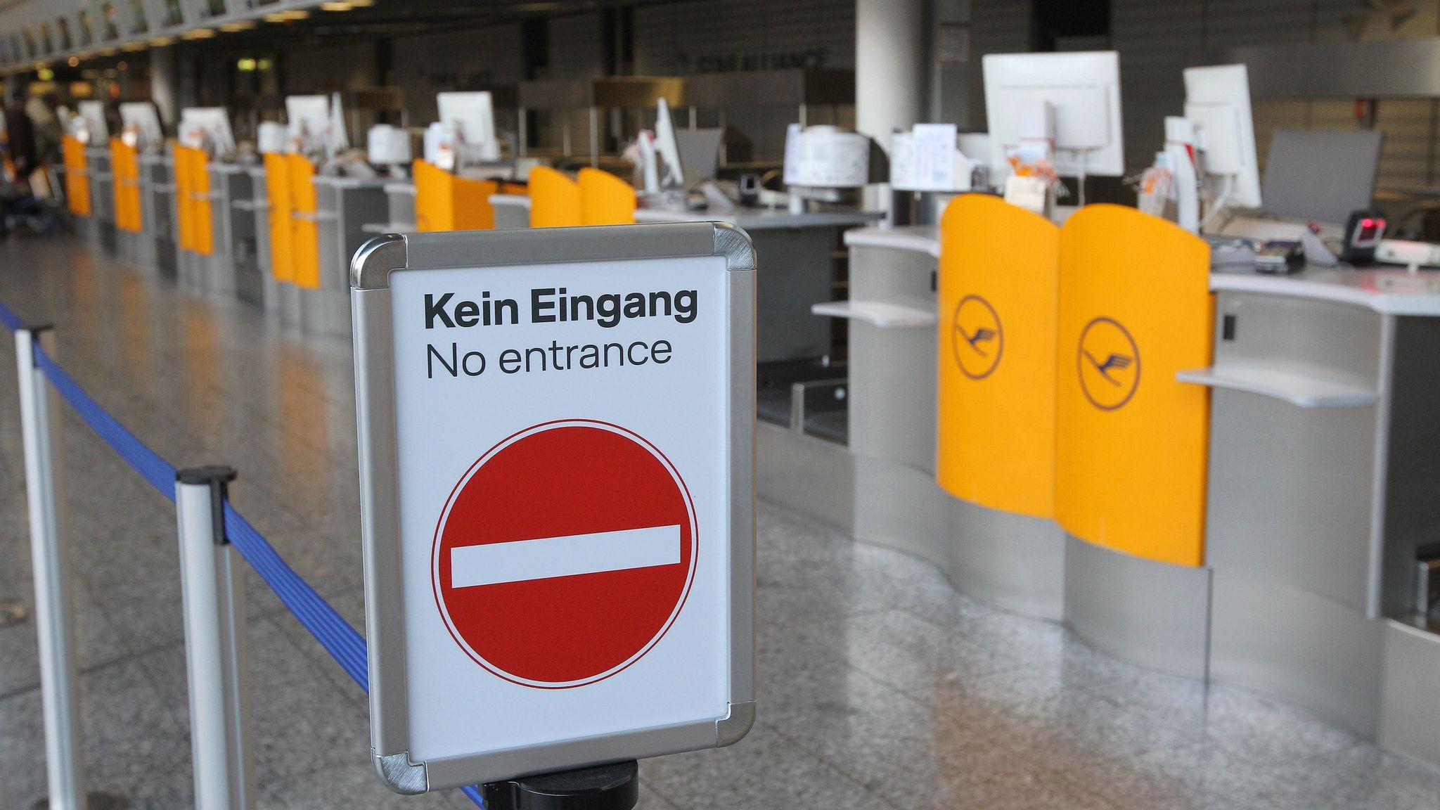 Coronavirus Germany to lift travel restrictions   but advises ...